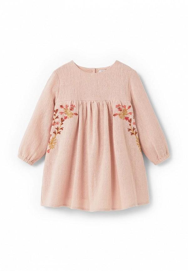 Повседневное платье Mango Kids (Манго Кидс) 73083597