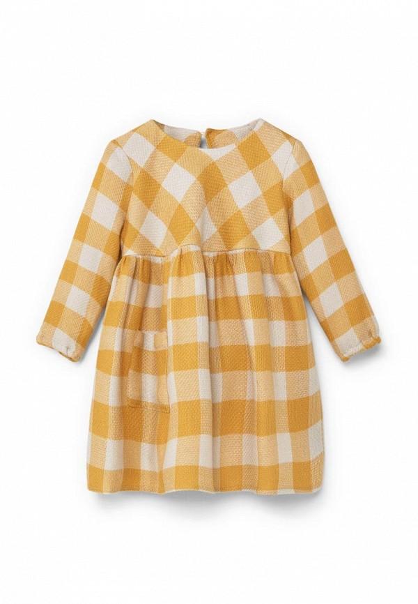 Повседневное платье Mango Kids (Манго Кидс) 73013633