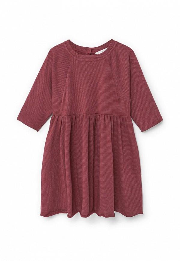 Повседневное платье Mango Kids (Манго Кидс) 73043654