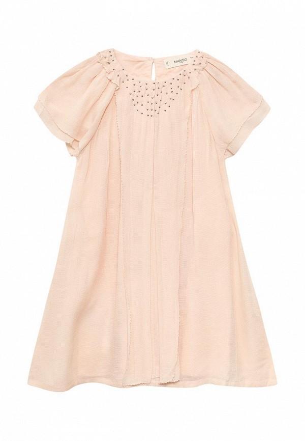 Нарядное платье Mango Kids (Манго Кидс) 73025597
