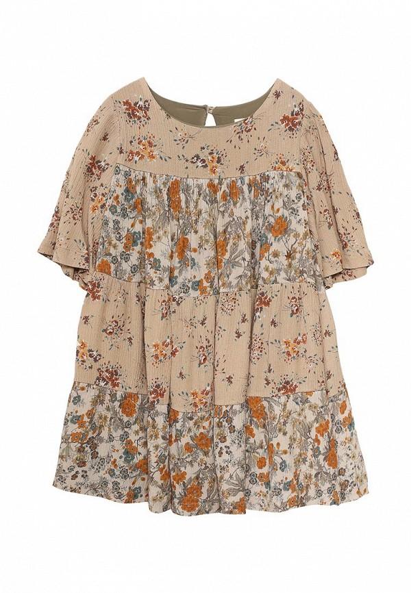 Повседневное платье Mango Kids (Манго Кидс) 71067573