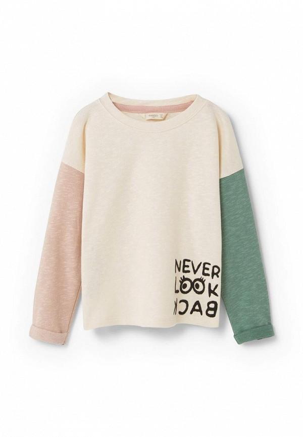 Пуловер Mango Kids (Манго Кидс) 73047566