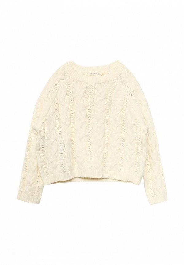 Пуловер Mango Kids (Манго Кидс) 73077529
