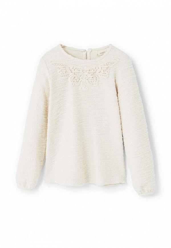 Пуловер Mango Kids (Манго Кидс) 73057540