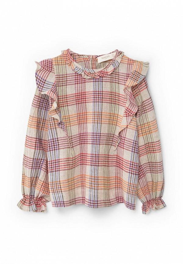 Блуза Mango Kids 71077564