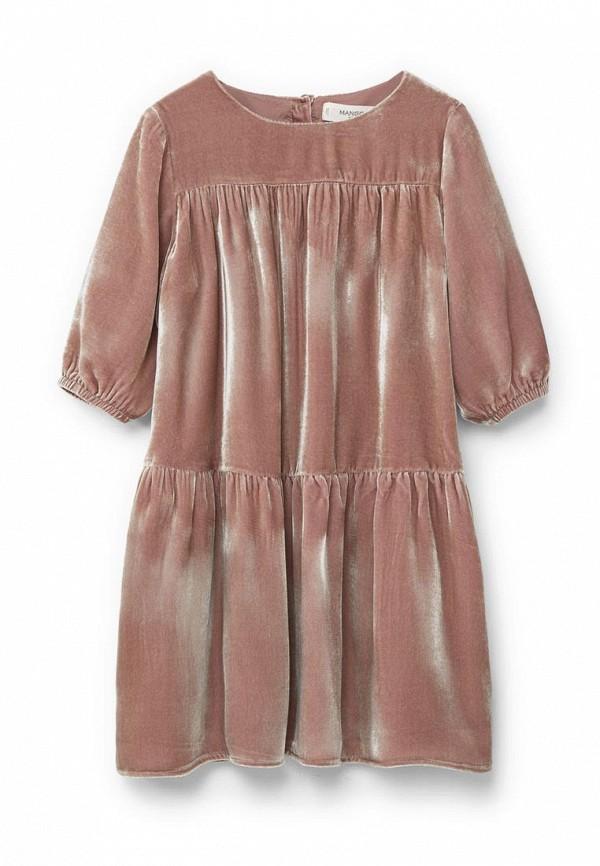Нарядное платье Mango Kids (Манго Кидс) 73049012