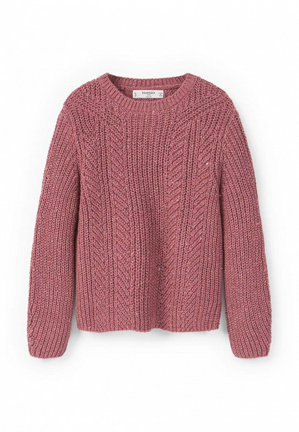 Пуловер Mango Kids (Манго Кидс) 73007546