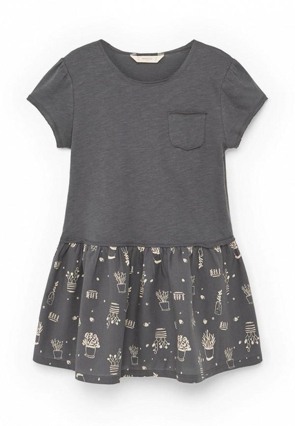 Повседневное платье Mango Kids (Манго Кидс) 83060147