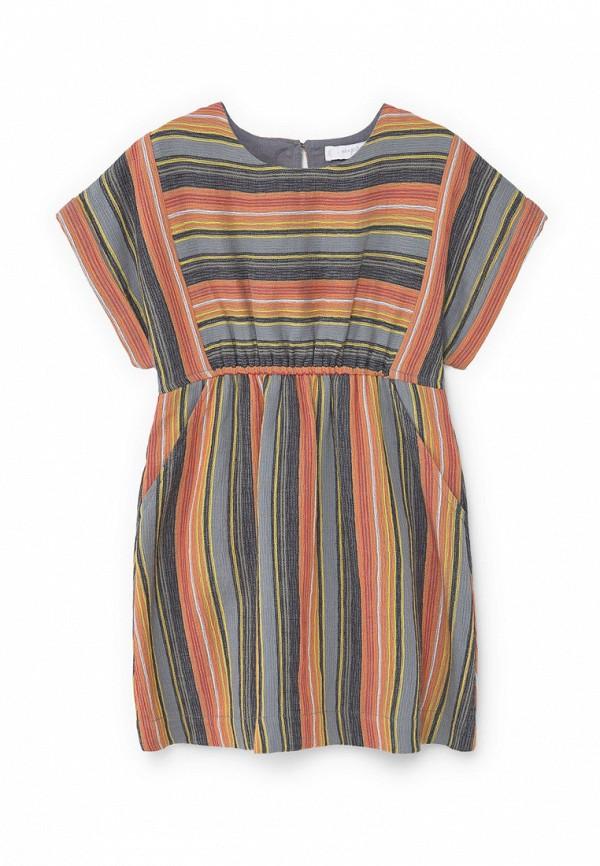 Повседневное платье Mango Kids (Манго Кидс) 83093547