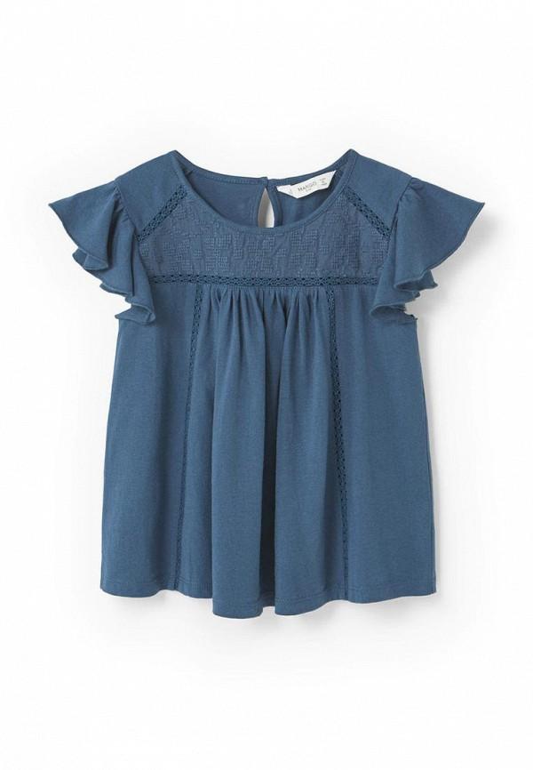 Блуза Mango Kids 83055514