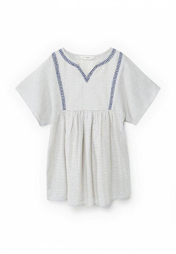 Повседневное платье Mango Kids (Манго Кидс) 83033571
