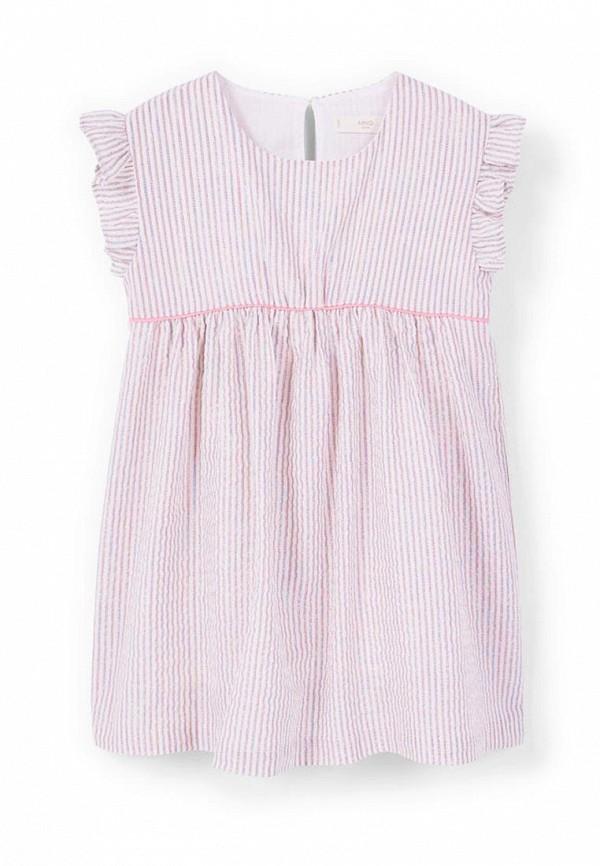 Повседневное платье Mango Kids (Манго Кидс) 83033584
