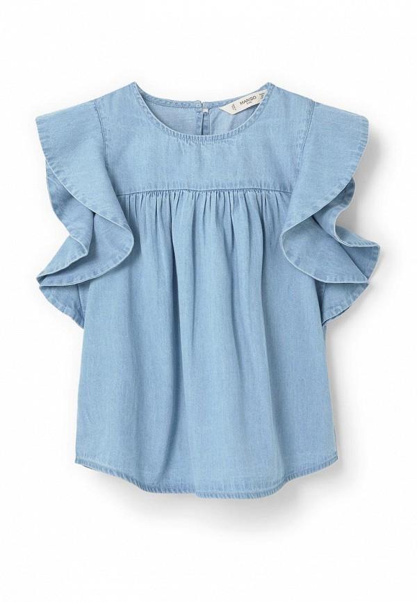 Блуза Mango Kids 83043556