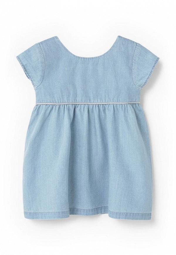 Повседневное платье Mango Kids (Манго Кидс) 83095520