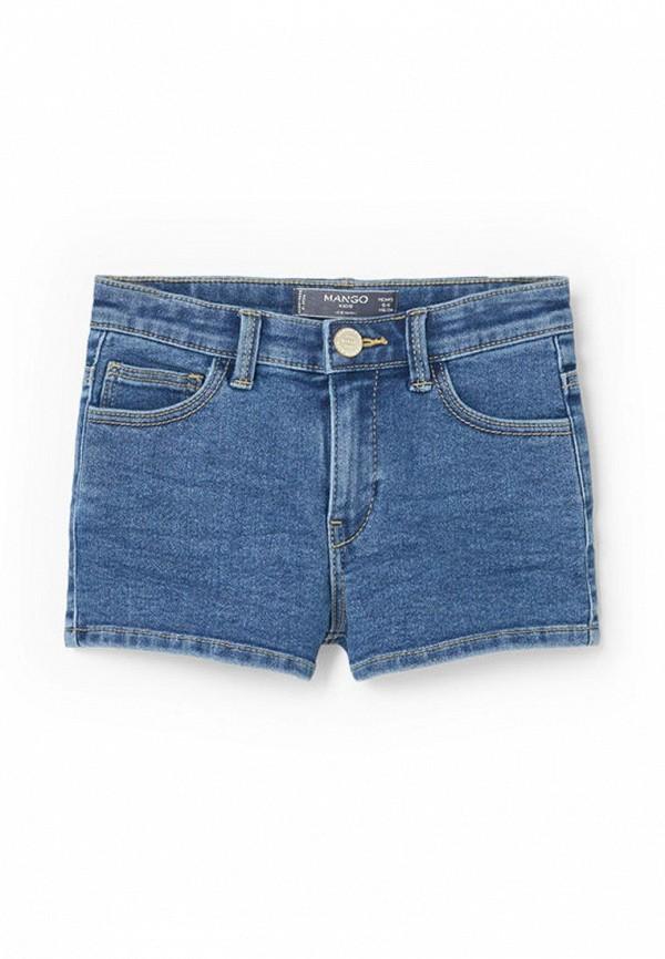 Шорты джинсовые Mango Kids 83025515