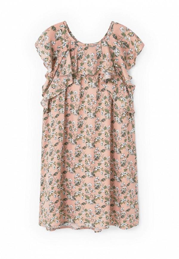 Повседневное платье Mango Kids (Манго Кидс) 83017598