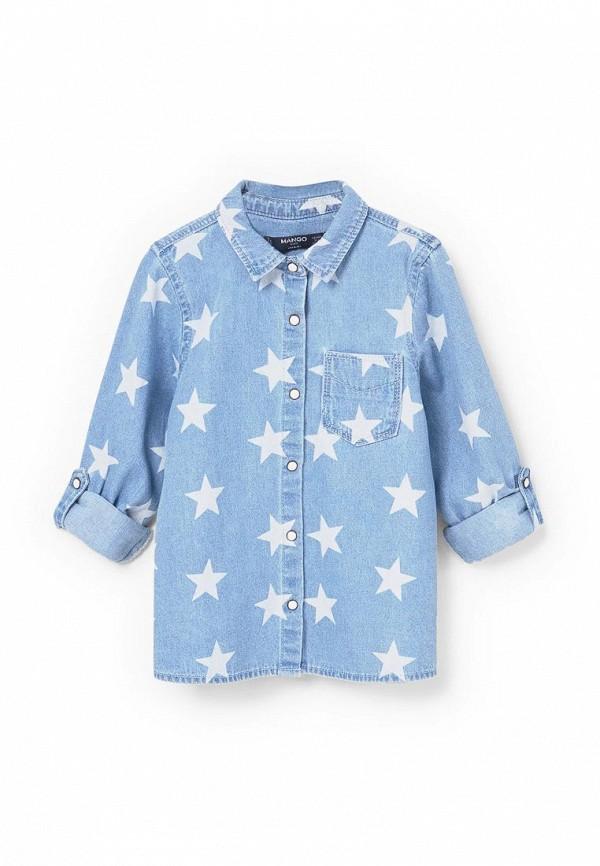 Рубашка джинсовая Mango Kids Mango Kids MA018EGUAK32 ifo унитаз подвесной ifo grandy rp213100100