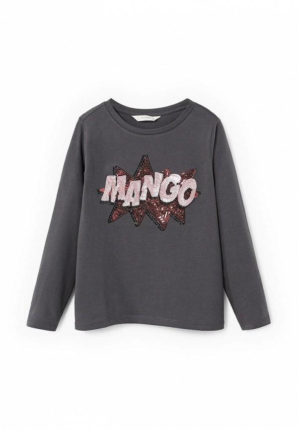 Лонгслив Mango Kids Mango Kids MA018EGWQW63 лонгслив mango kids mango kids ma018egwir59