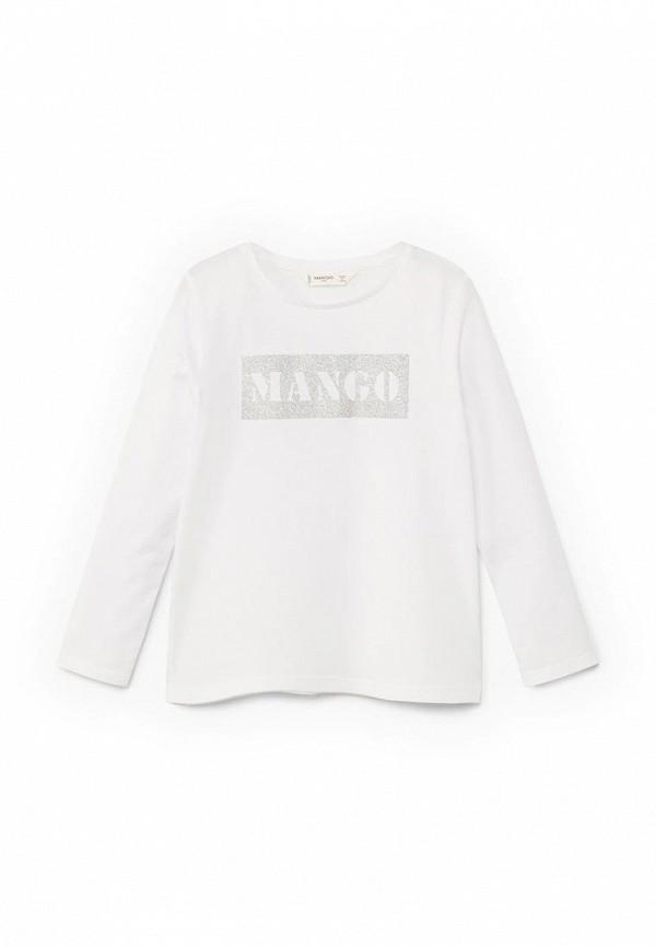 Футболка Mango Kids Mango Kids MA018EGZZI55 юбка mango kids mango kids ma018egqrd25