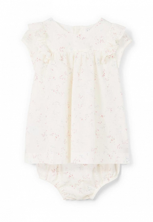 Повседневное платье Mango Kids (Манго Кидс) 83013582