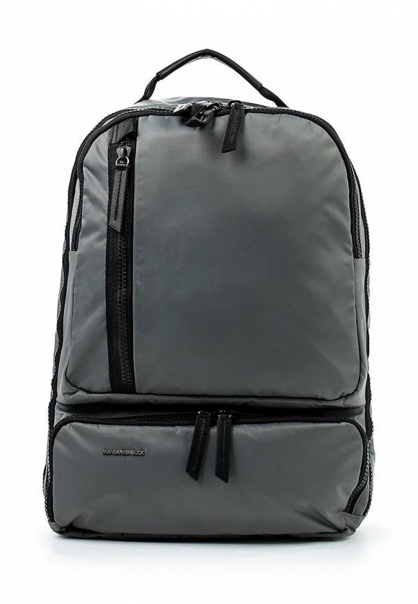 Городской рюкзак Mandarina Duck (Мандарина Дак) 151ELT16_13D_SMOKED-PEARL