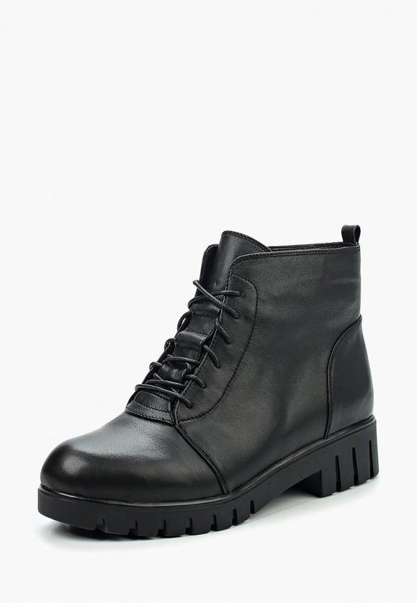 Фото - Ботинки Makfine черного цвета