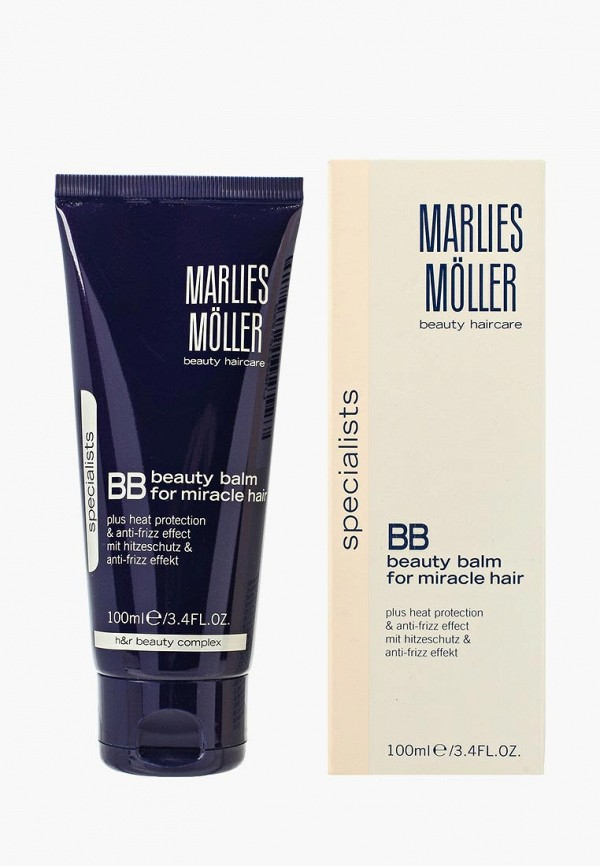 Шампунь Marlies Moller Marlies Moller MA084LURFA58 ампулы marlies moller specialist revital density haircure 6 мл