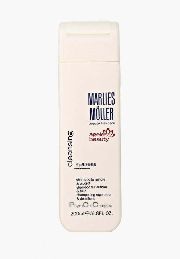 Шампунь Marlies Moller Marlies Moller MA084LWBUF48 ампулы marlies moller specialist revital density haircure 6 мл