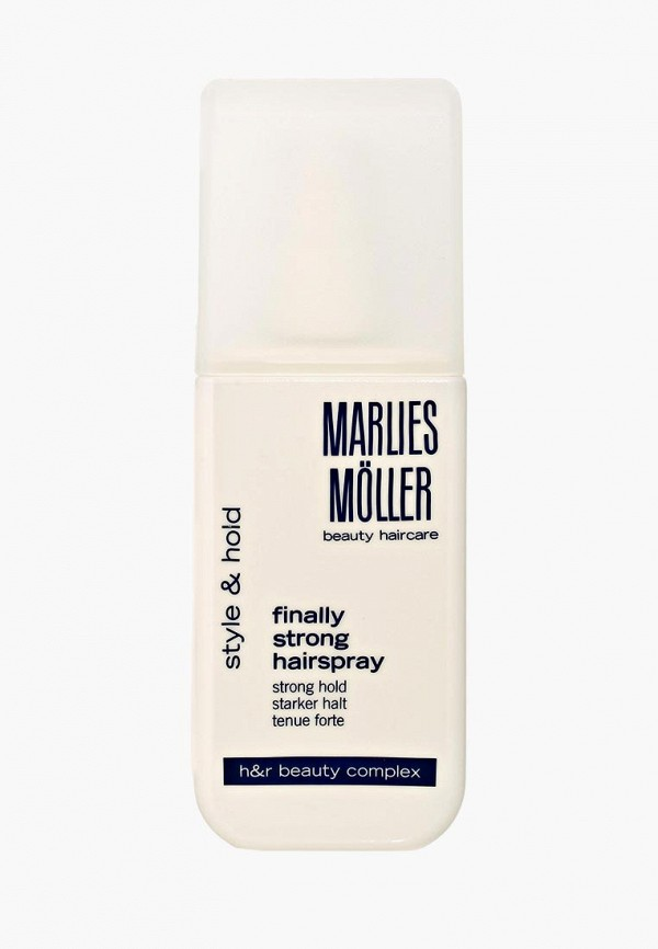 Лак для волос Marlies Moller Marlies Moller MA084LWBUF88 ампулы marlies moller specialist revital density haircure 6 мл