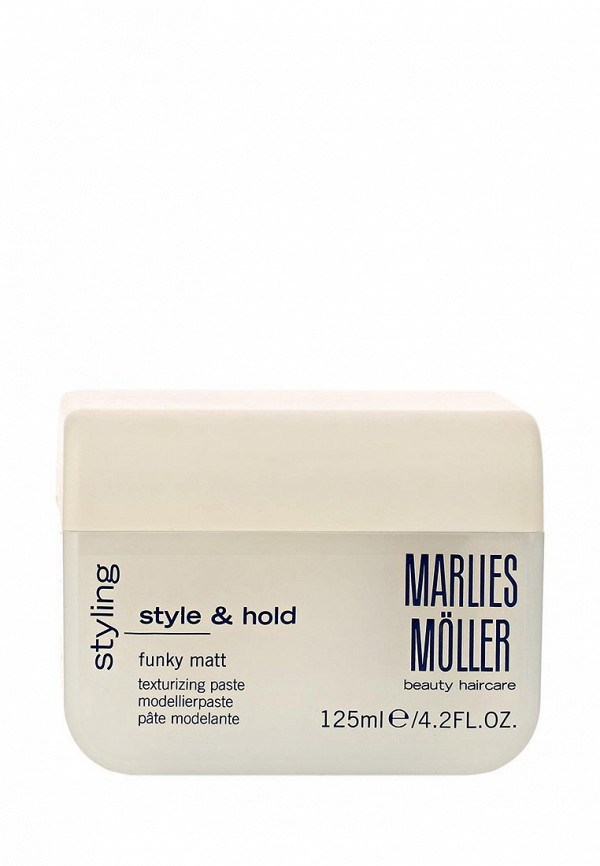 Паста для укладки Marlies Moller Marlies Moller MA084LWBUF89 расчески marlies moller профессиональная супер щетка для укладки brushes