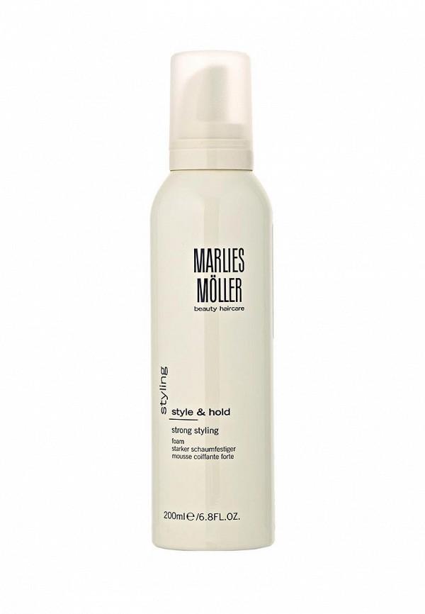 Пена для укладки Marlies Moller Marlies Moller MA084LWBUF91 расчески marlies moller профессиональная супер щетка для укладки brushes