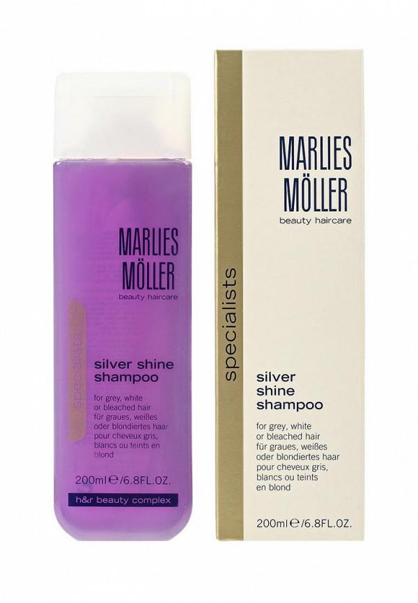 Шампунь Marlies Moller Marlies Moller MA084LWRFA60 marlies moller specialist шампунь против перхоти 200 мл