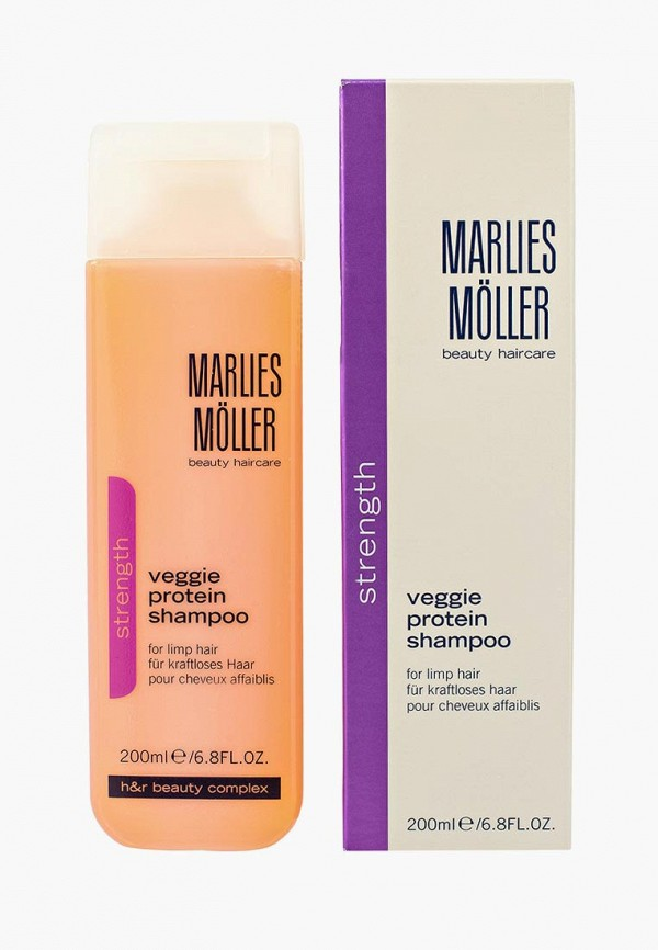Шампунь Marlies Moller Marlies Moller MA084LWRFA62 ампулы marlies moller specialist revital density haircure 6 мл