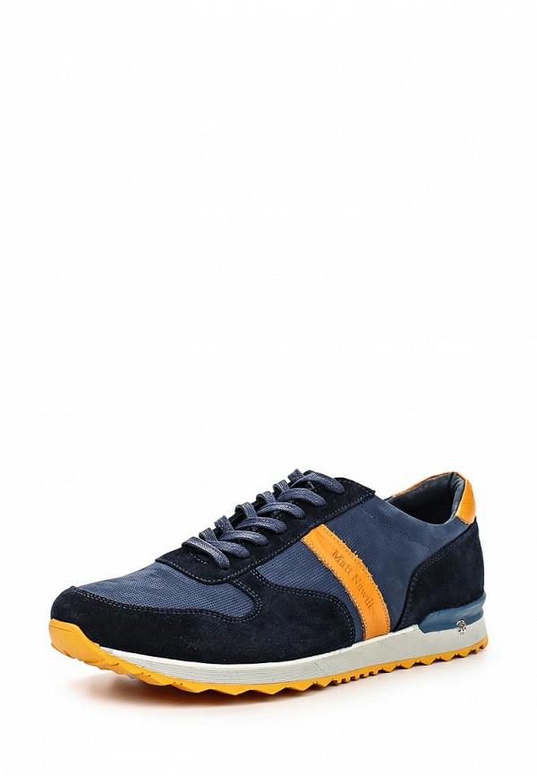 Мужские кроссовки Matt Nawill 499090BLC