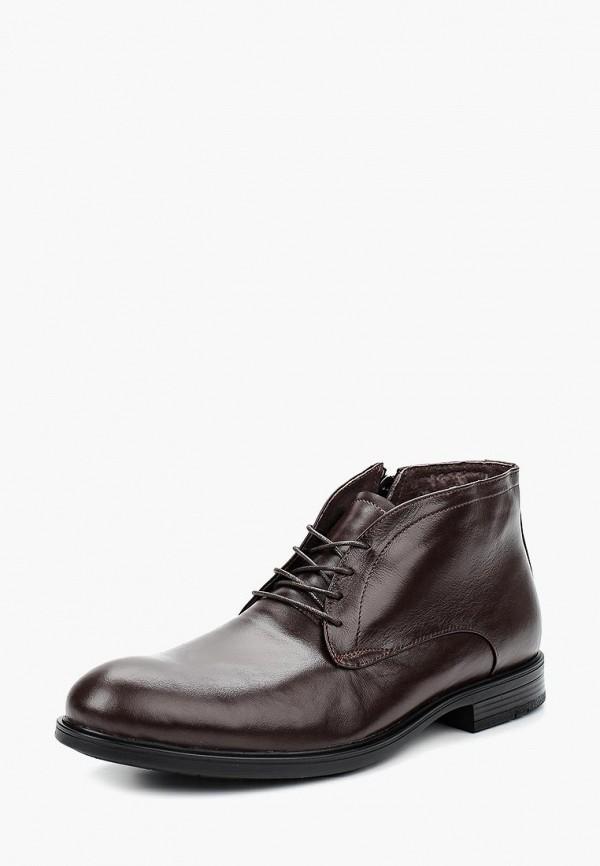 Фото - мужские ботинки и полуботинки Matt Nawill коричневого цвета