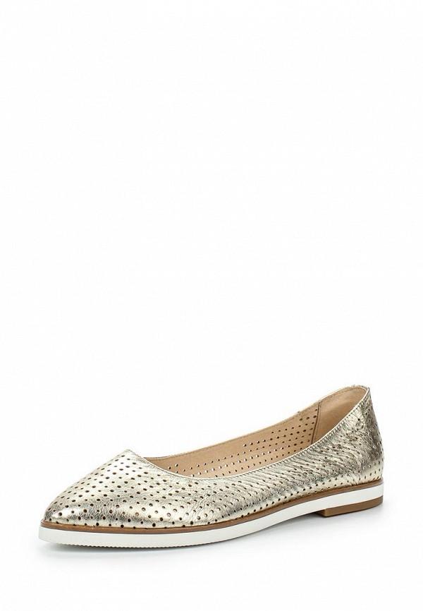 Туфли на плоской подошве Matt Nawill 671066GLC-P