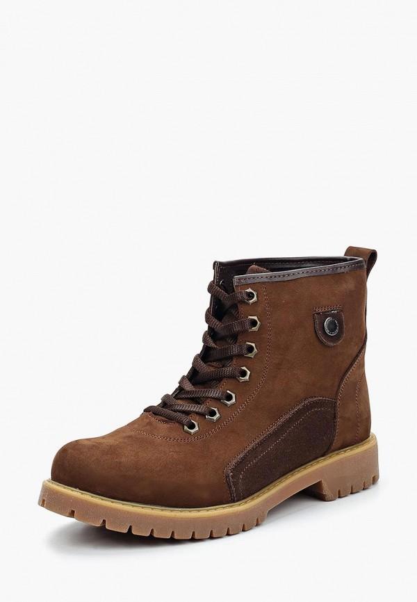 Фото - женские ботинки и полуботинки Matt Nawill коричневого цвета