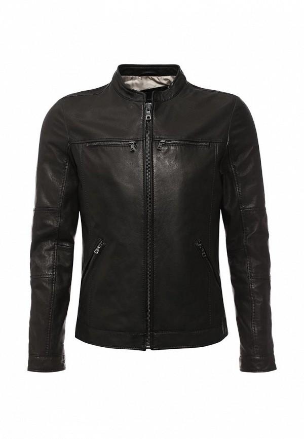 Кожаная куртка Marciano Guess 63H391 1281Z