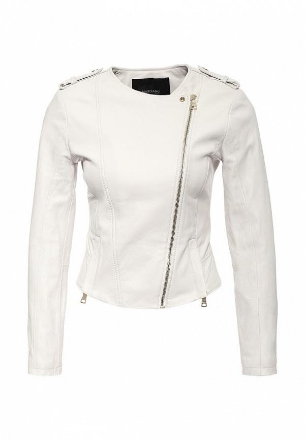 Кожаная куртка Marciano Guess 62G390 7982Z