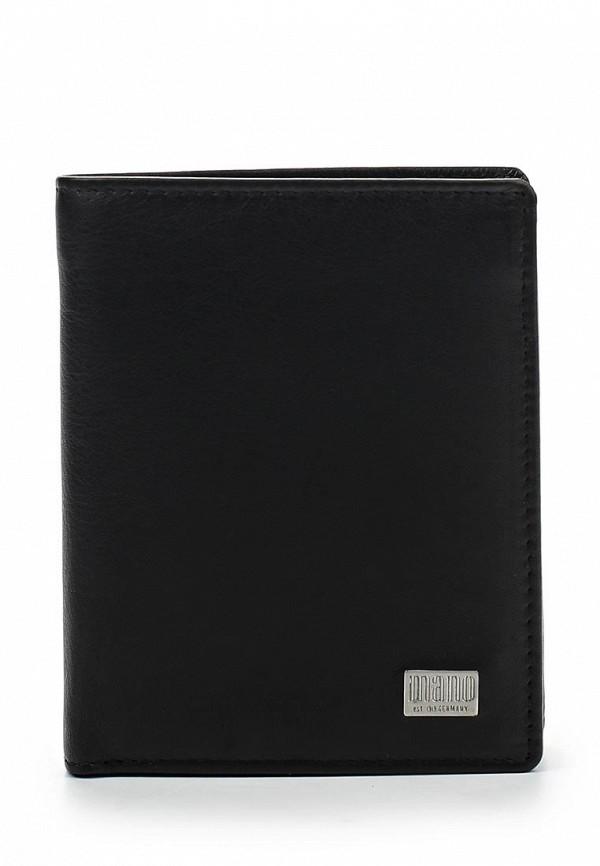 Кошелек Mano 15802 linea black
