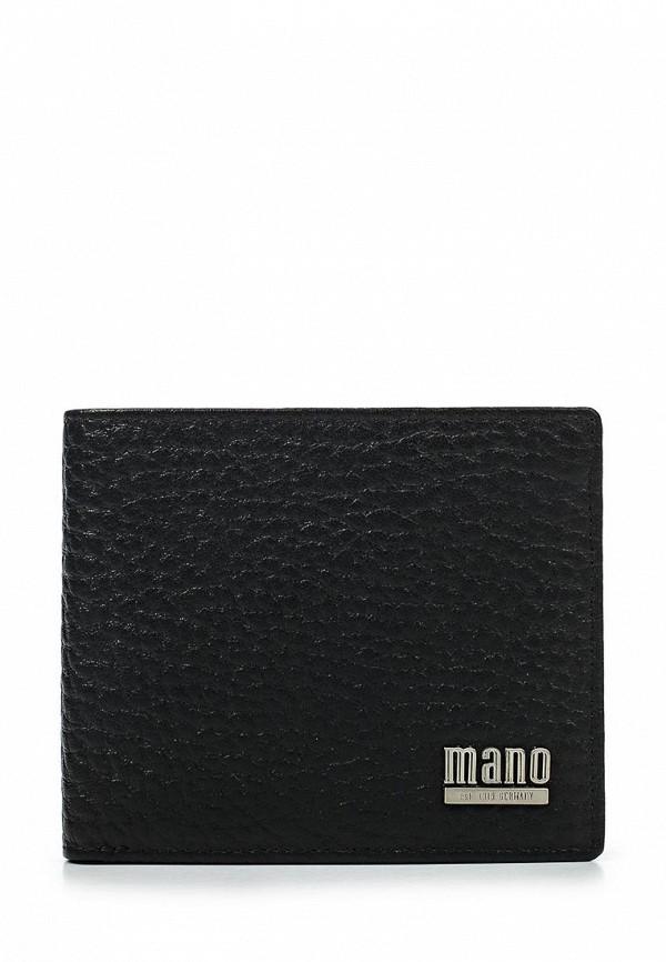Кошелек Mano 19536 black
