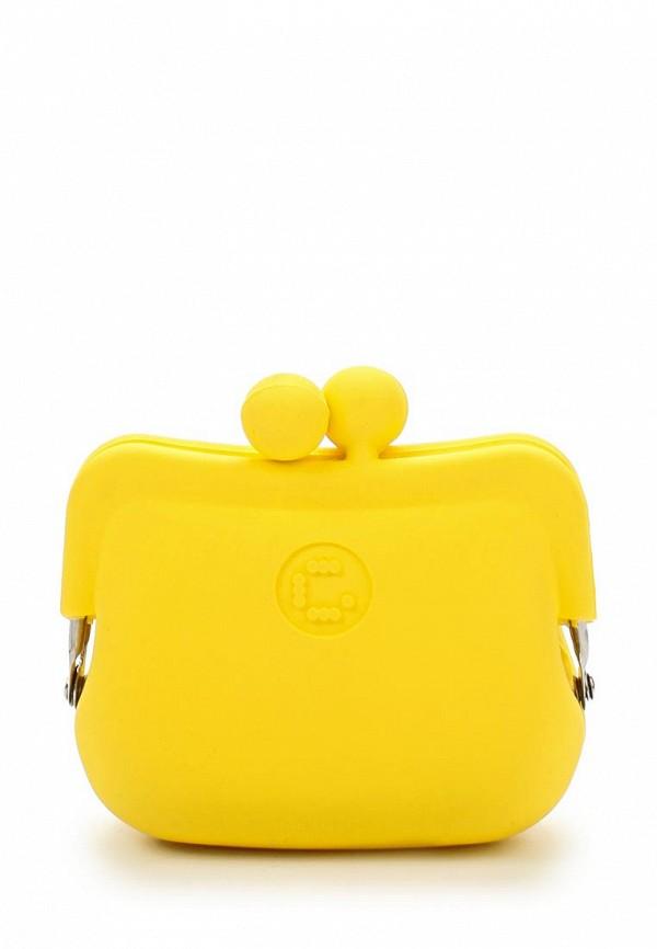 Кошелек Mano 021m/6164 yellow