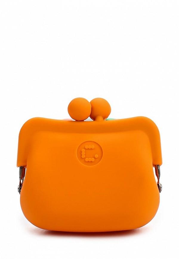 Кошелек Mano 021m/6164 orange