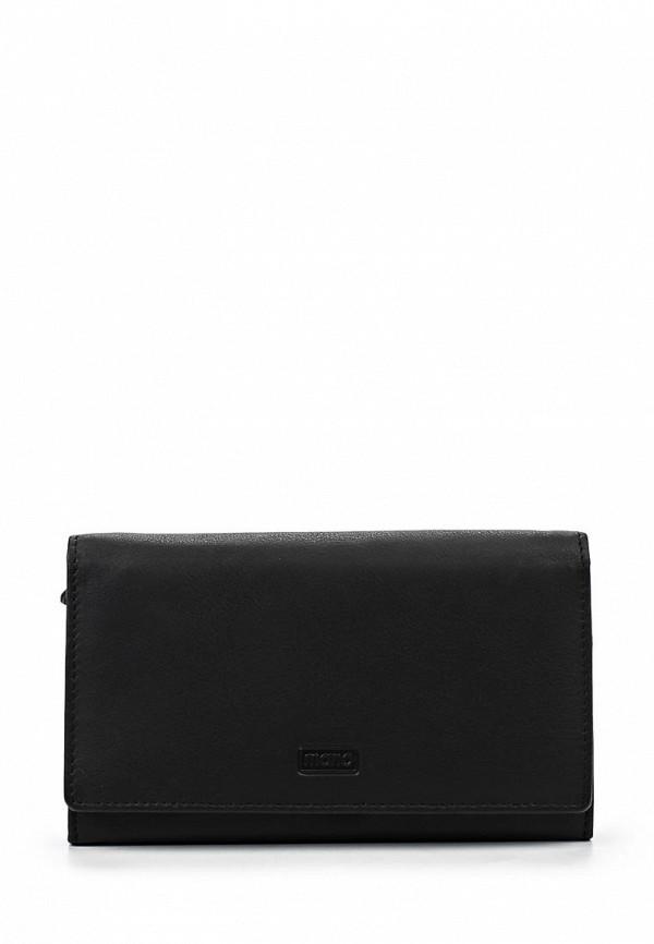 Кошелек Mano 13407 black