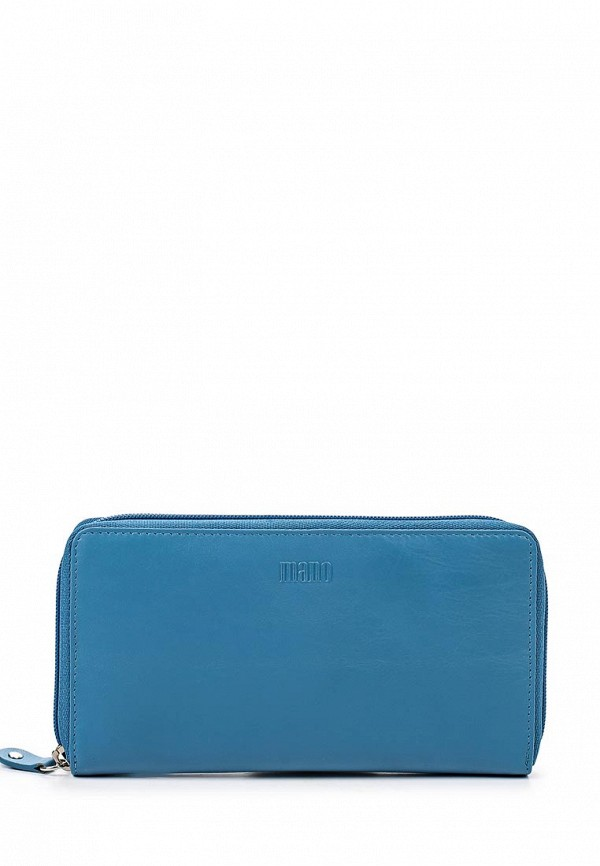 Кошелек Mano 14659 light blue