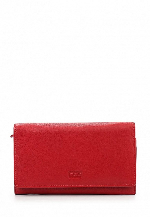 Кошелек Mano 13407 SETRU red