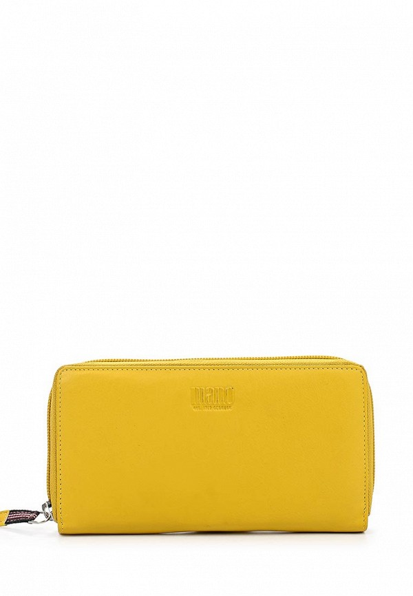 Кошелек Mano 20102 SETRU yellow