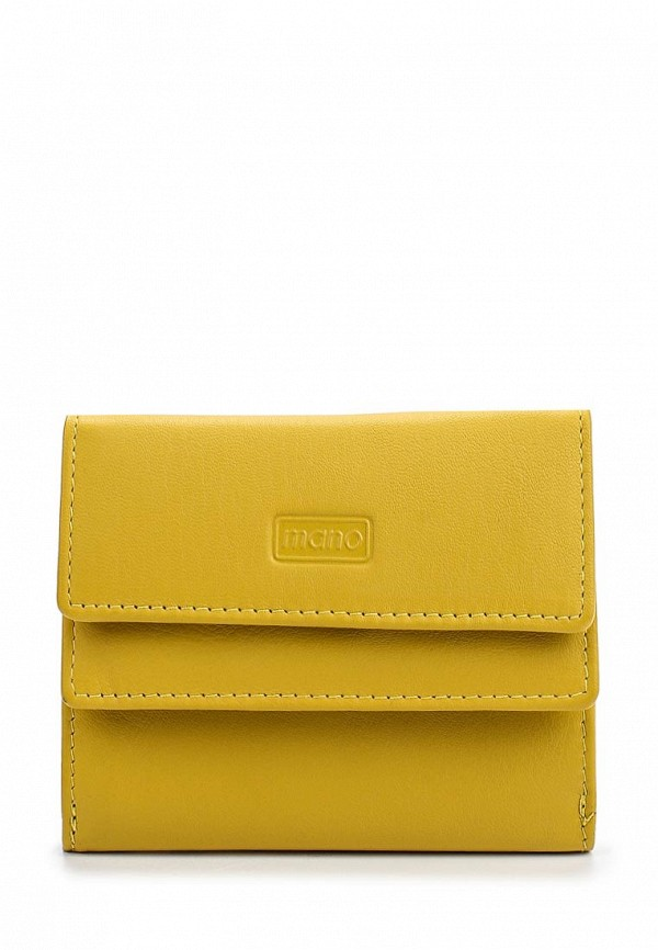 Кошелек Mano 19006 SETRU yellow