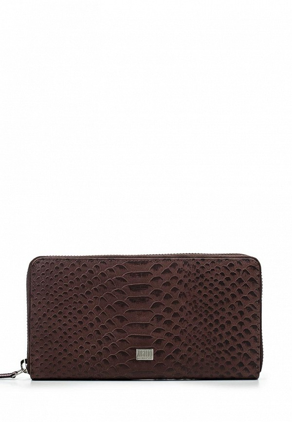 Кошелек Mano 20151 Croco brown