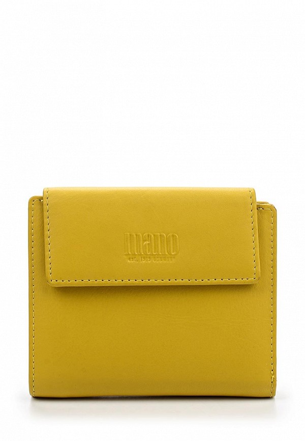 Кошелек Mano 20103 SETRU yellow